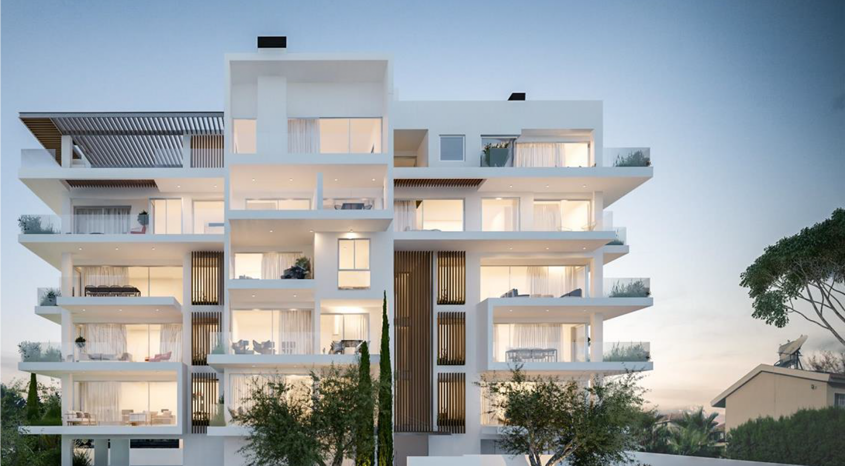 Modern One Bedroom Apartment in a New Complex - 15