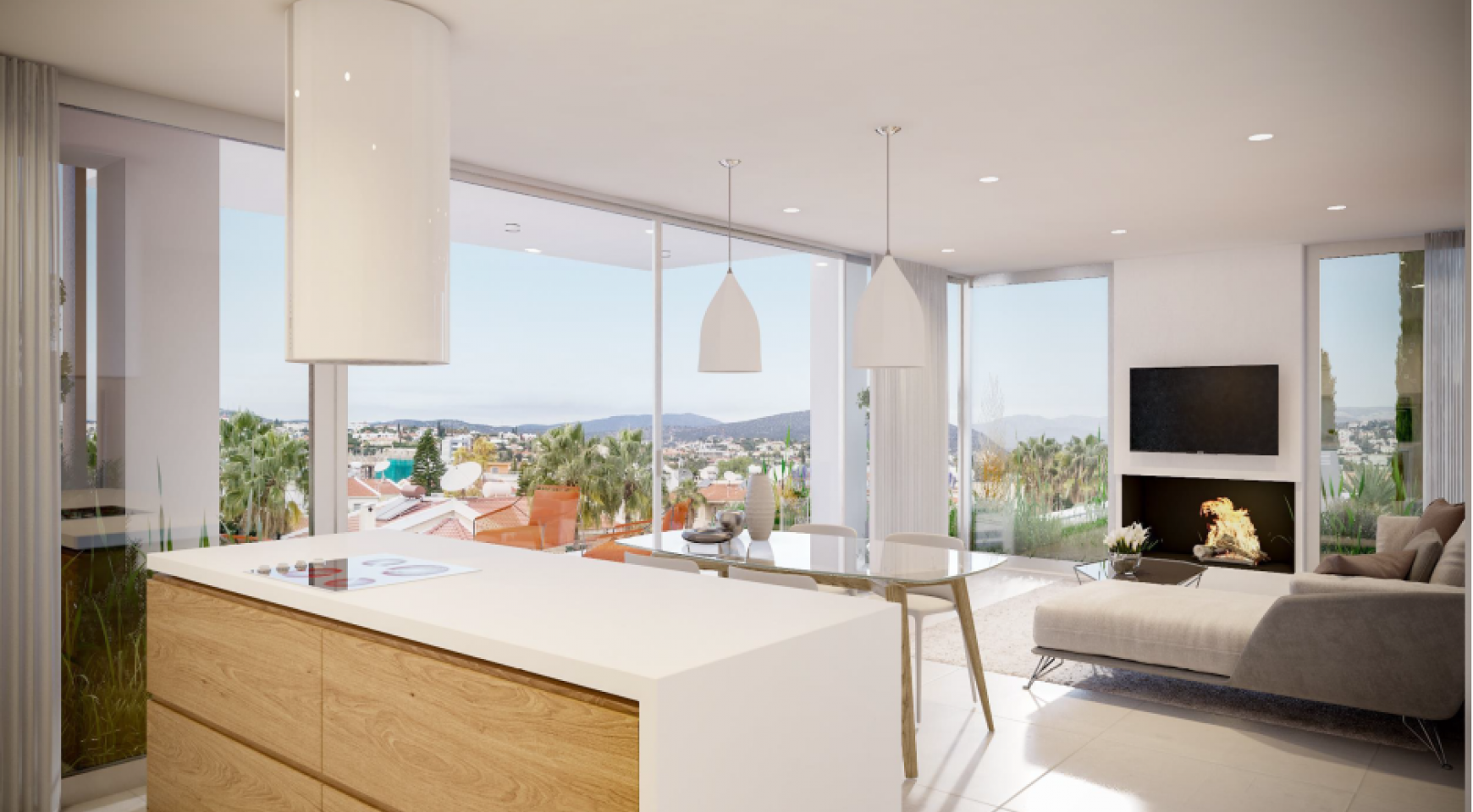 Modern One Bedroom Apartment in a New Complex - 7