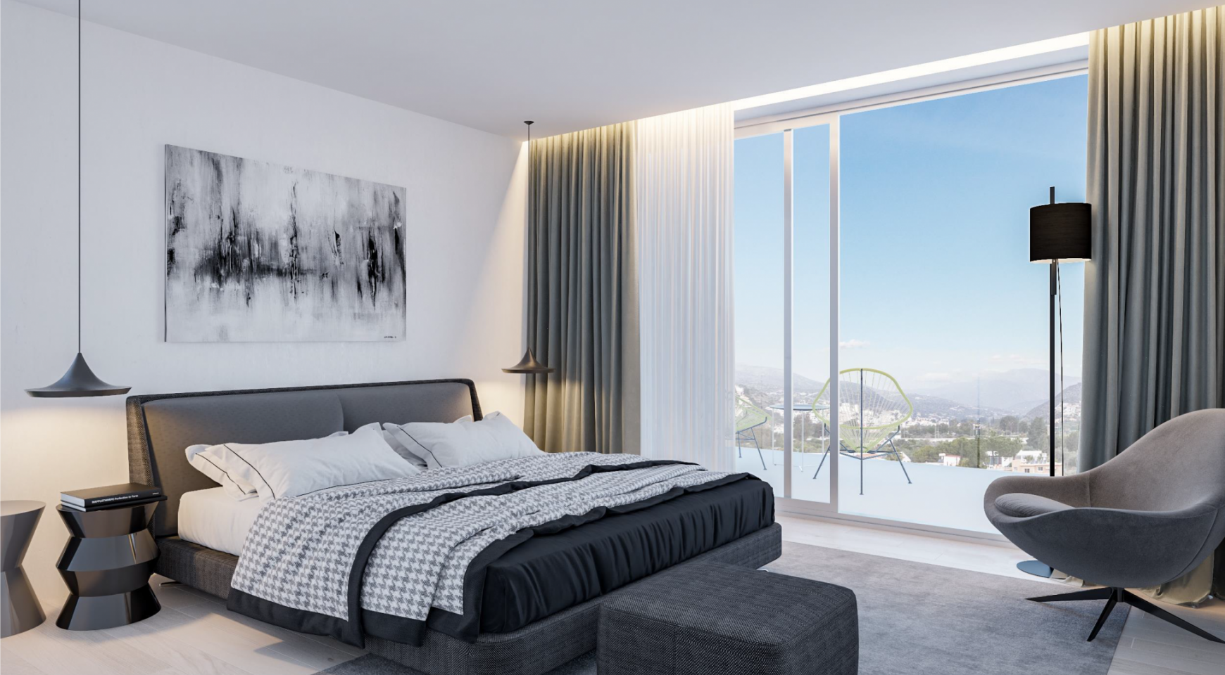 Modern One Bedroom Apartment in a New Complex - 13