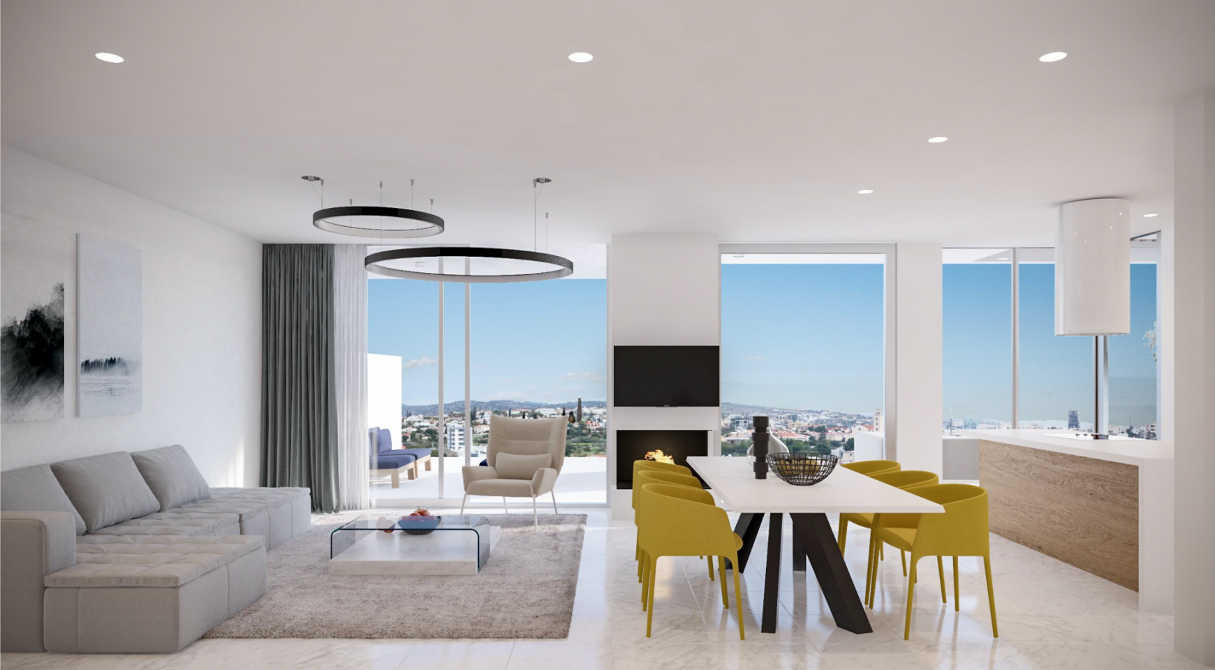 Modern One Bedroom Apartment in a New Complex - 1