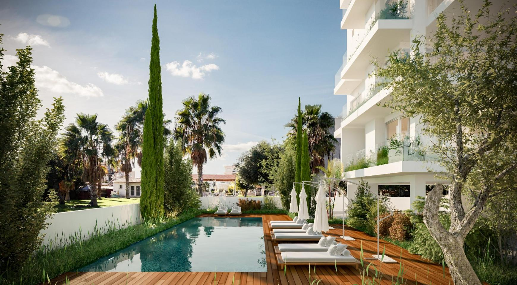 Contemporary 2 Bedroom Apartment in a New Complex - 17