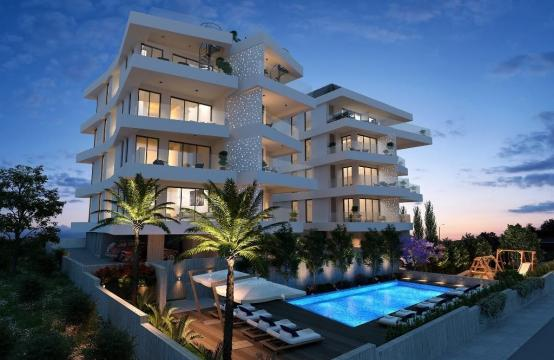 New Modern Residential Project in Germasogeia Area