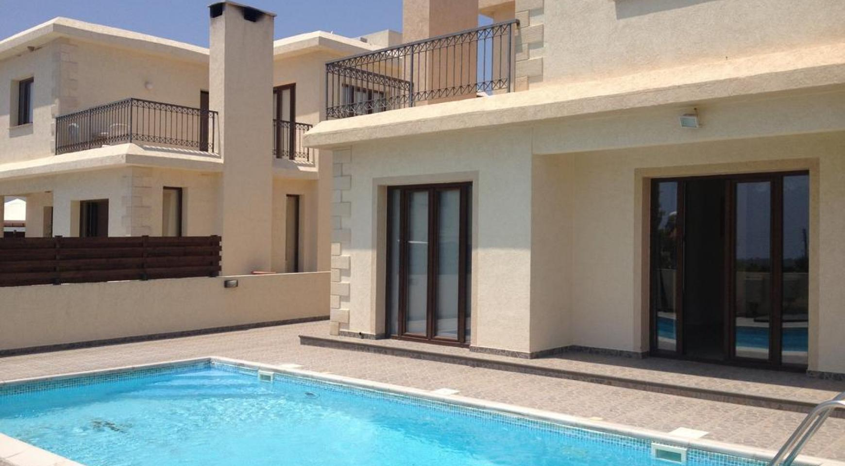 4 Bedroom Villa with Sea and Mountain Views in Pissouri Village - 2