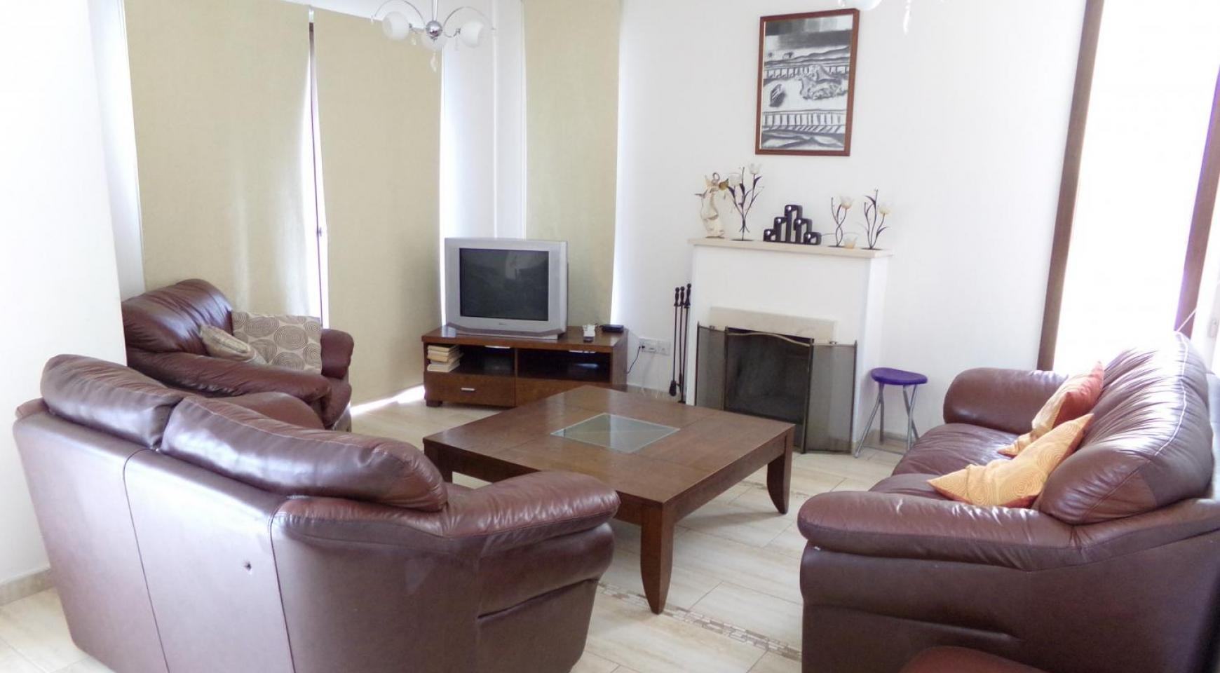 4 Bedroom Villa with Sea and Mountain Views in Pissouri Village - 12