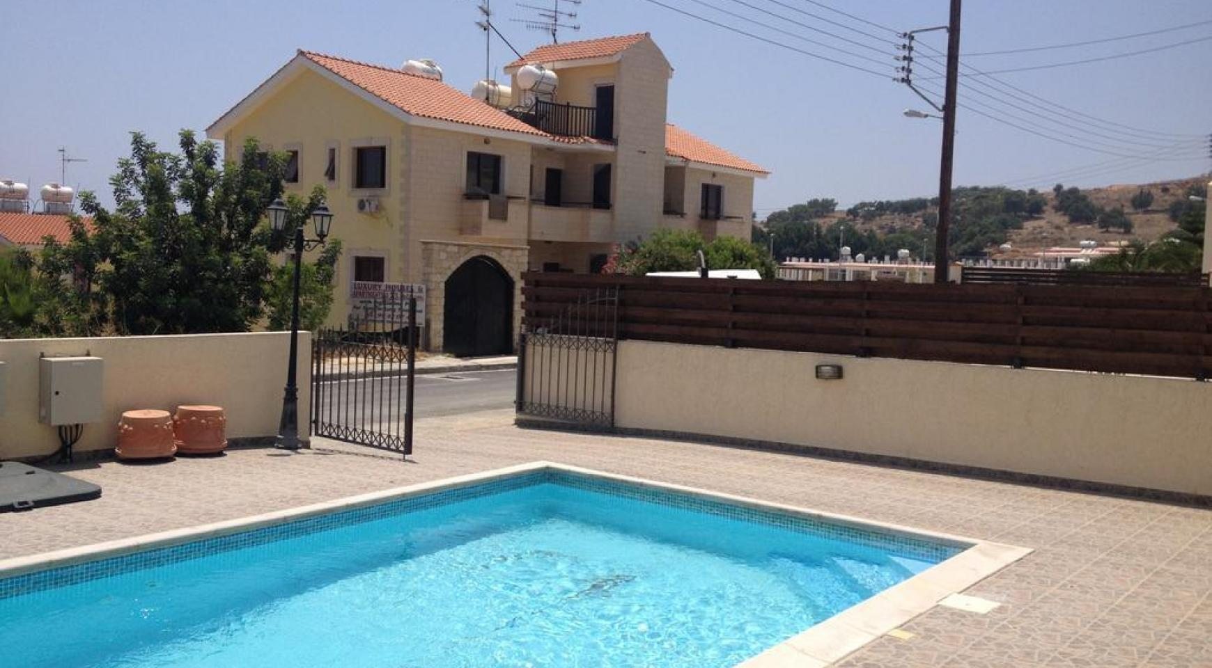 4 Bedroom Villa with Sea and Mountain Views in Pissouri Village - 5