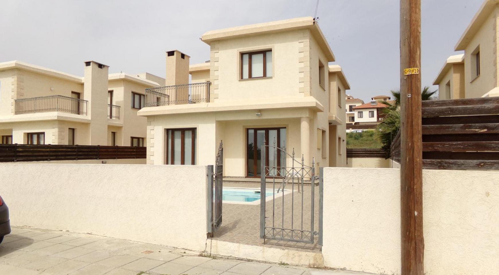 4 Bedroom Villa with Sea and Mountain Views in Pissouri Village - 4