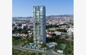 Spacious One Bedroom Apartment with Sea Views in a Luxury Complex - 34