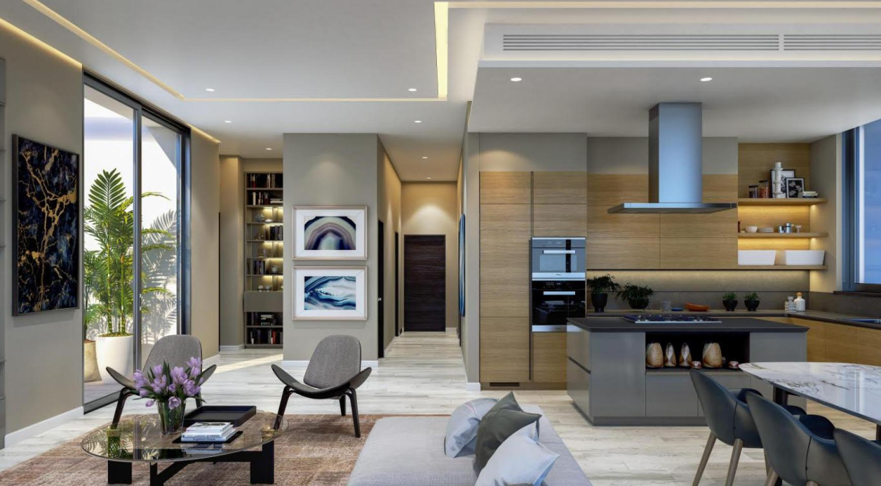 Contemporary 2 Bedroom Apartment with Sea Views in a Luxury Complex - 8