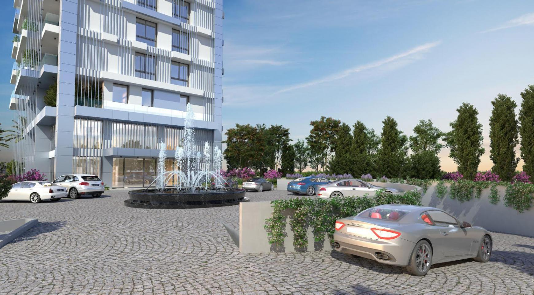 Contemporary 2 Bedroom Apartment with Sea Views in a Luxury Complex - 14