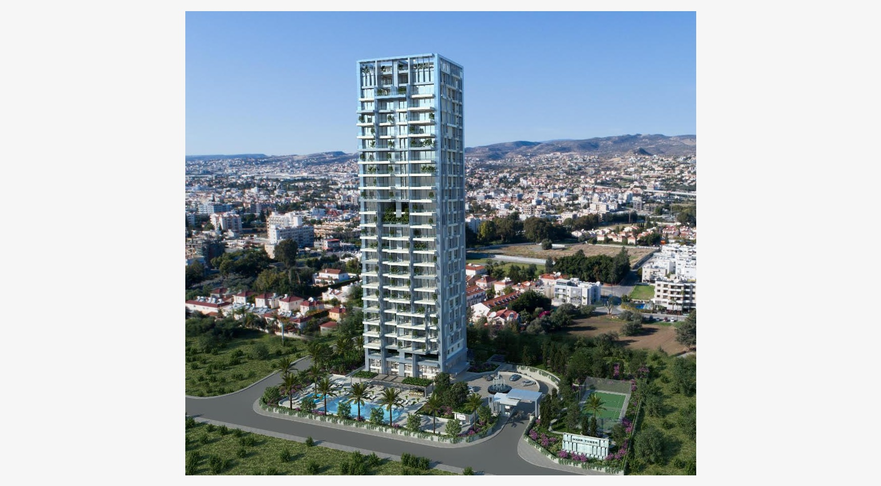 Contemporary 2 Bedroom Apartment with Sea Views in a Luxury Complex - 15