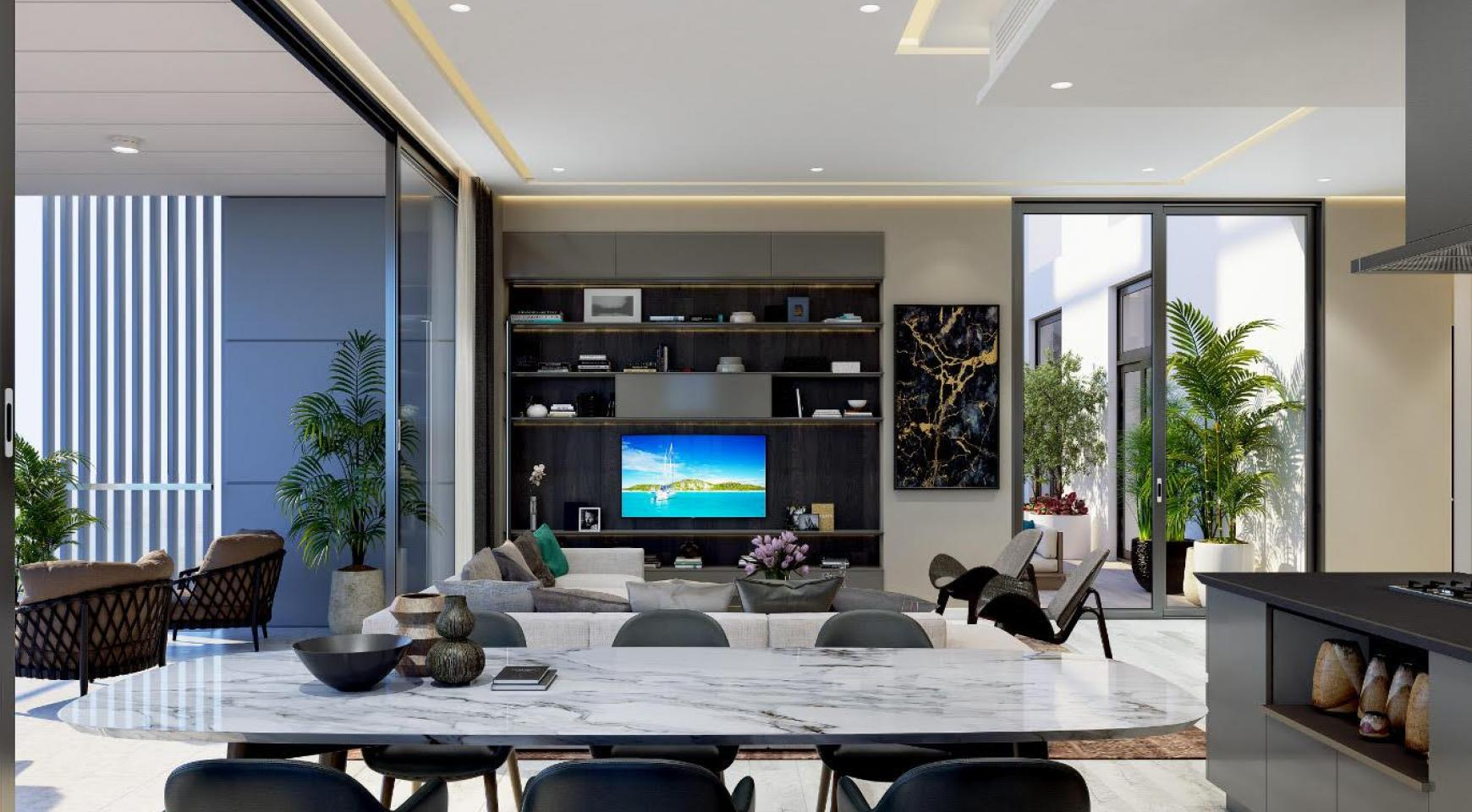 Contemporary 2 Bedroom Apartment with Sea Views in a Luxury Complex - 7