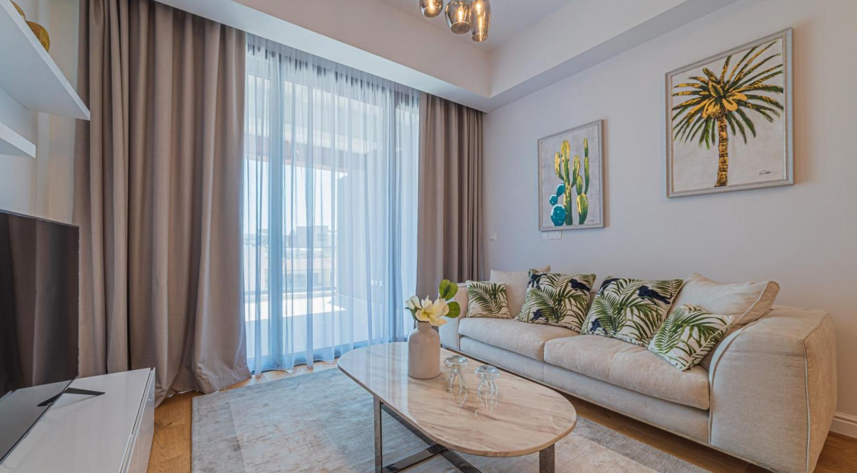 Hortensia Residence, Apt. 102. 2 Bedroom Apartment within a New Complex near the Sea  - 51