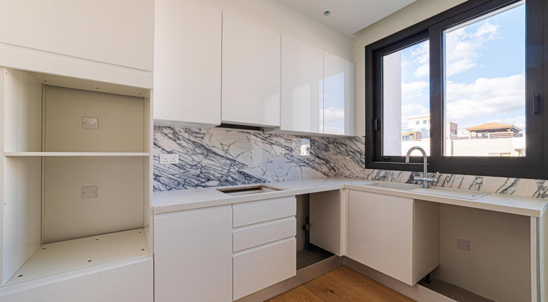Hortensia Residence, Apt. 102. 2 Bedroom Apartment within a New Complex near the Sea  - 25