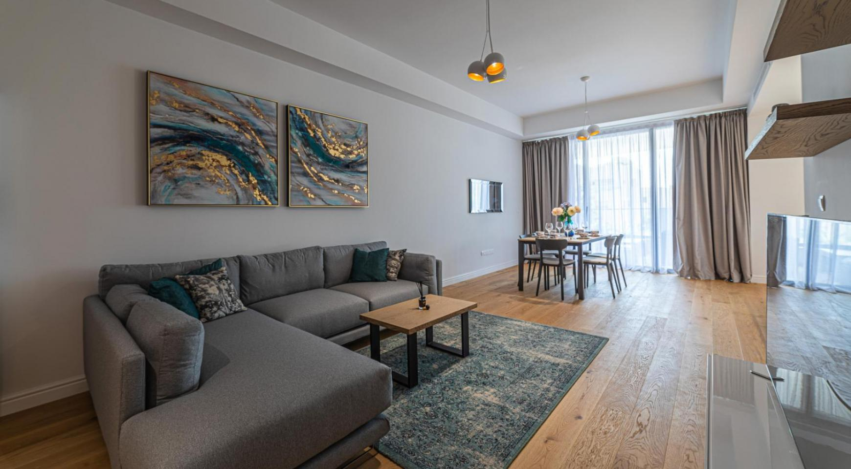 Hortensia Residence, Apt. 103. 3 Bedroom Apartment within a New Complex near the Sea  - 53