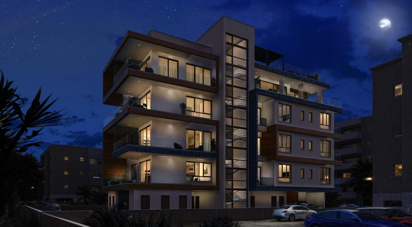 HORTENSIA RESIDENCE. Luxury 2 Bedroom Apartment 101 Near the Sea - 10