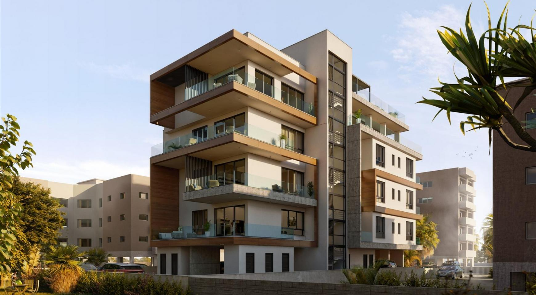 HORTENSIA RESIDENCE. Luxury 3 Bedroom Apartment 203 Near the Sea - 8