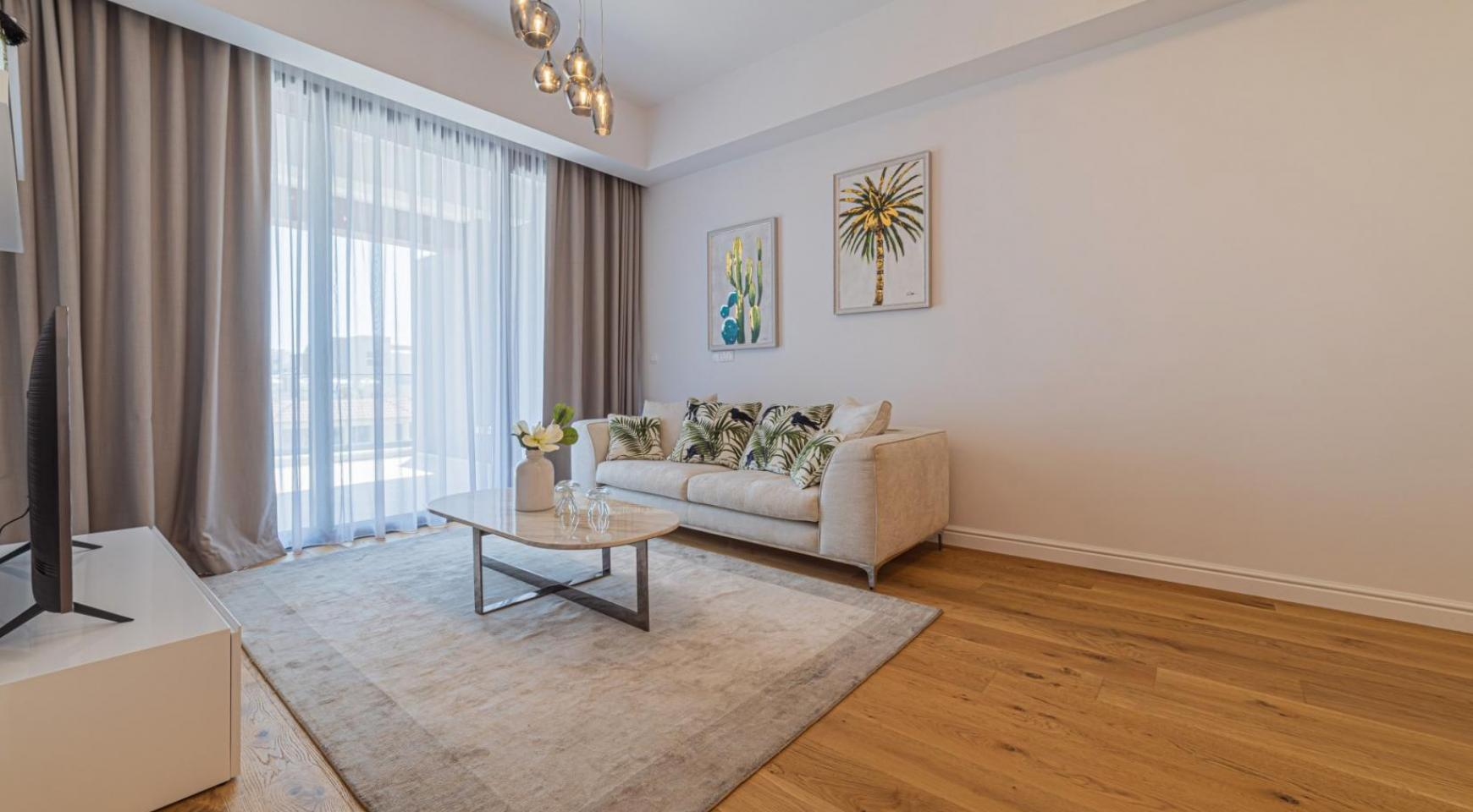 Hortensia Residence, Apt. 202. 2 Bedroom Apartment within a New Complex near the Sea  - 49