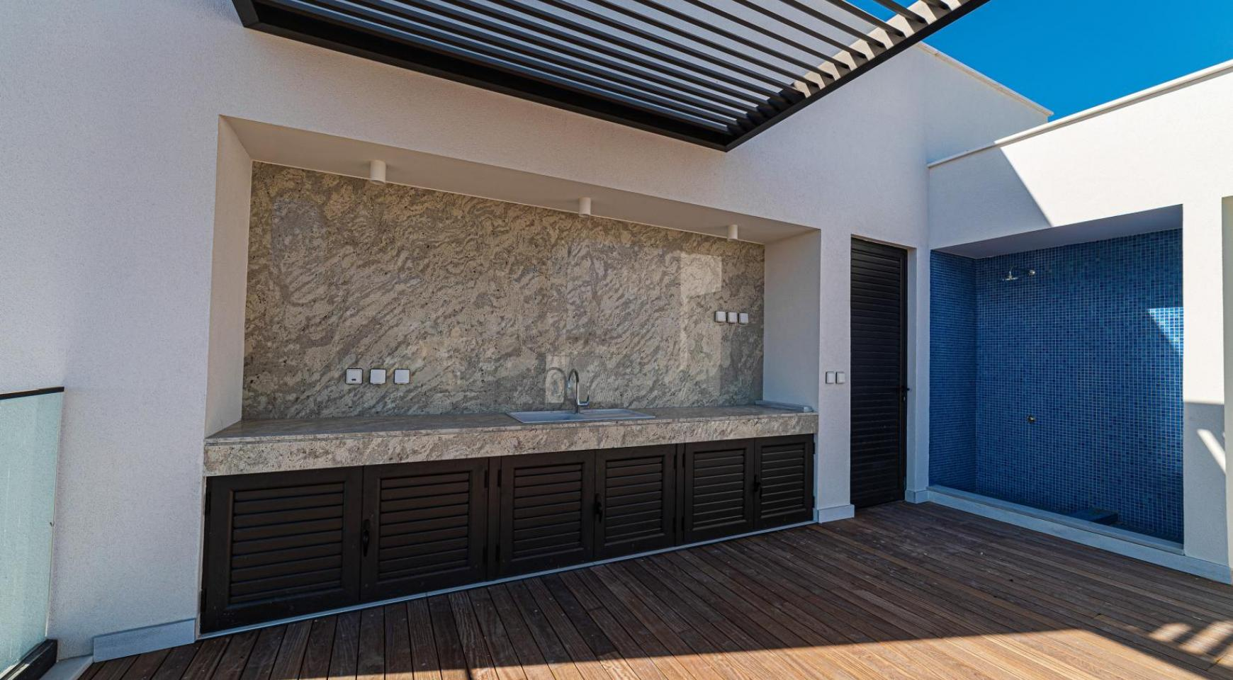 Hortensia Residence, Apt. 202. 2 Bedroom Apartment within a New Complex near the Sea  - 13
