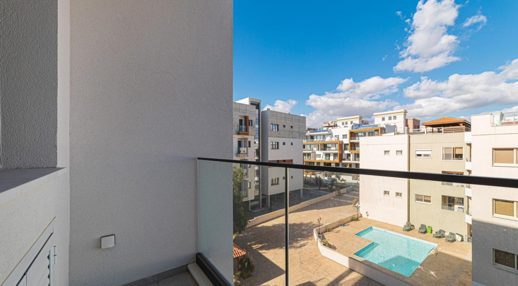 Hortensia Residence, Apt. 202. 2 Bedroom Apartment within a New Complex near the Sea  - 26