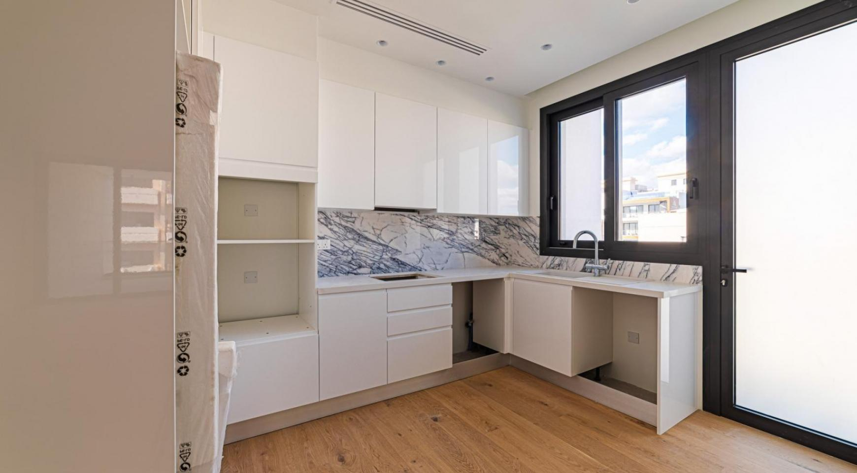 Hortensia Residence, Apt. 202. 2 Bedroom Apartment within a New Complex near the Sea  - 20