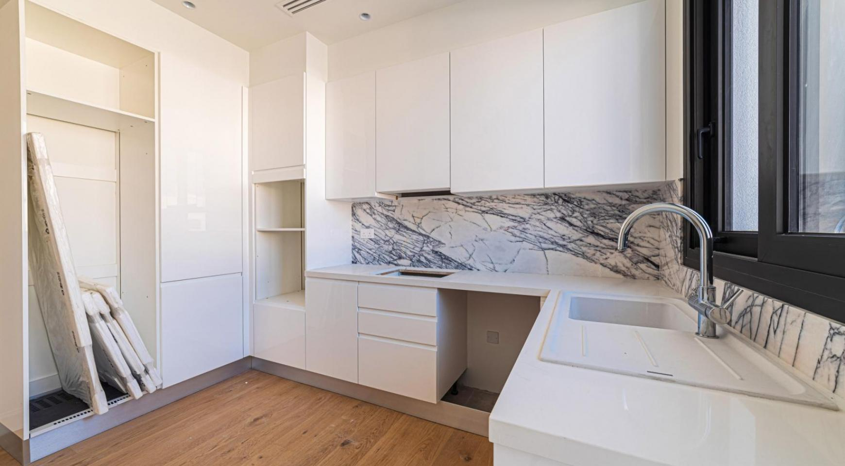 Hortensia Residence, Apt. 202. 2 Bedroom Apartment within a New Complex near the Sea  - 22