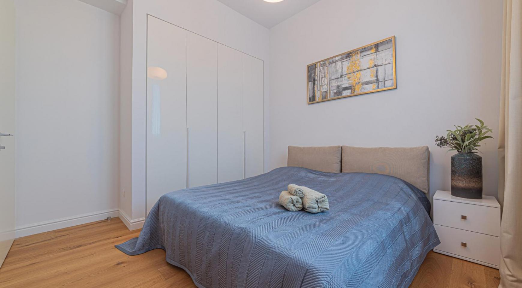 Hortensia Residence, Apt. 202. 2 Bedroom Apartment within a New Complex near the Sea  - 60