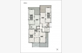 Hortensia Residence, Apt. 202. 2 Bedroom Apartment within a New Complex near the Sea  - 131