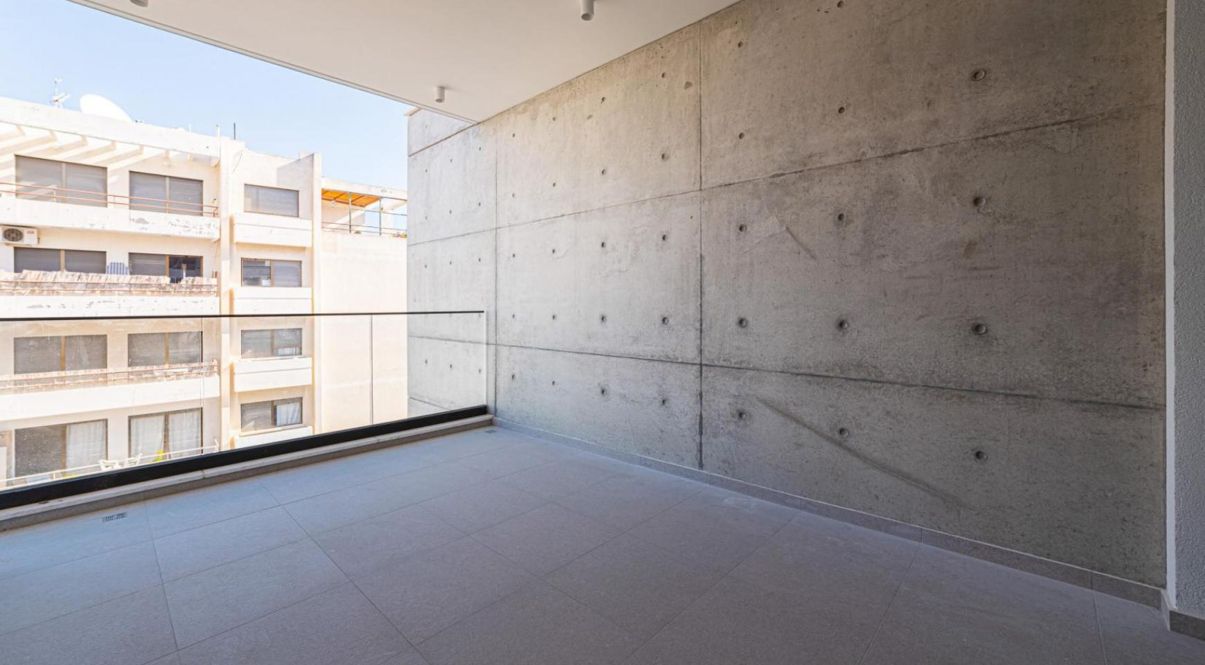Hortensia Residence, Apt. 201. 2 Bedroom Apartment within a New Complex near the Sea  - 28