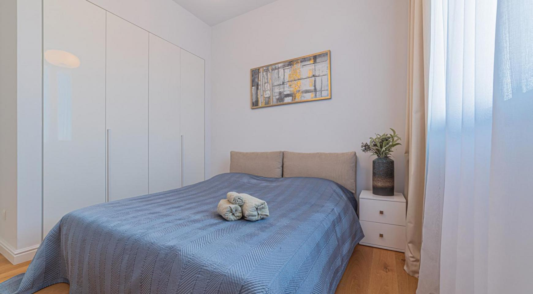 Hortensia Residence, Apt. 201. 2 Bedroom Apartment within a New Complex near the Sea  - 59
