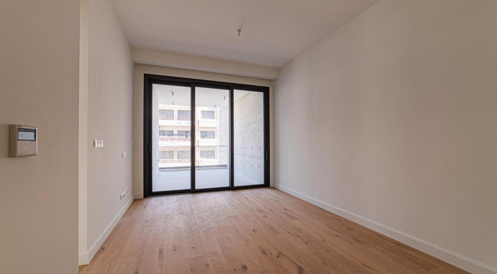 Hortensia Residence, Apt. 201. 2 Bedroom Apartment within a New Complex near the Sea  - 27