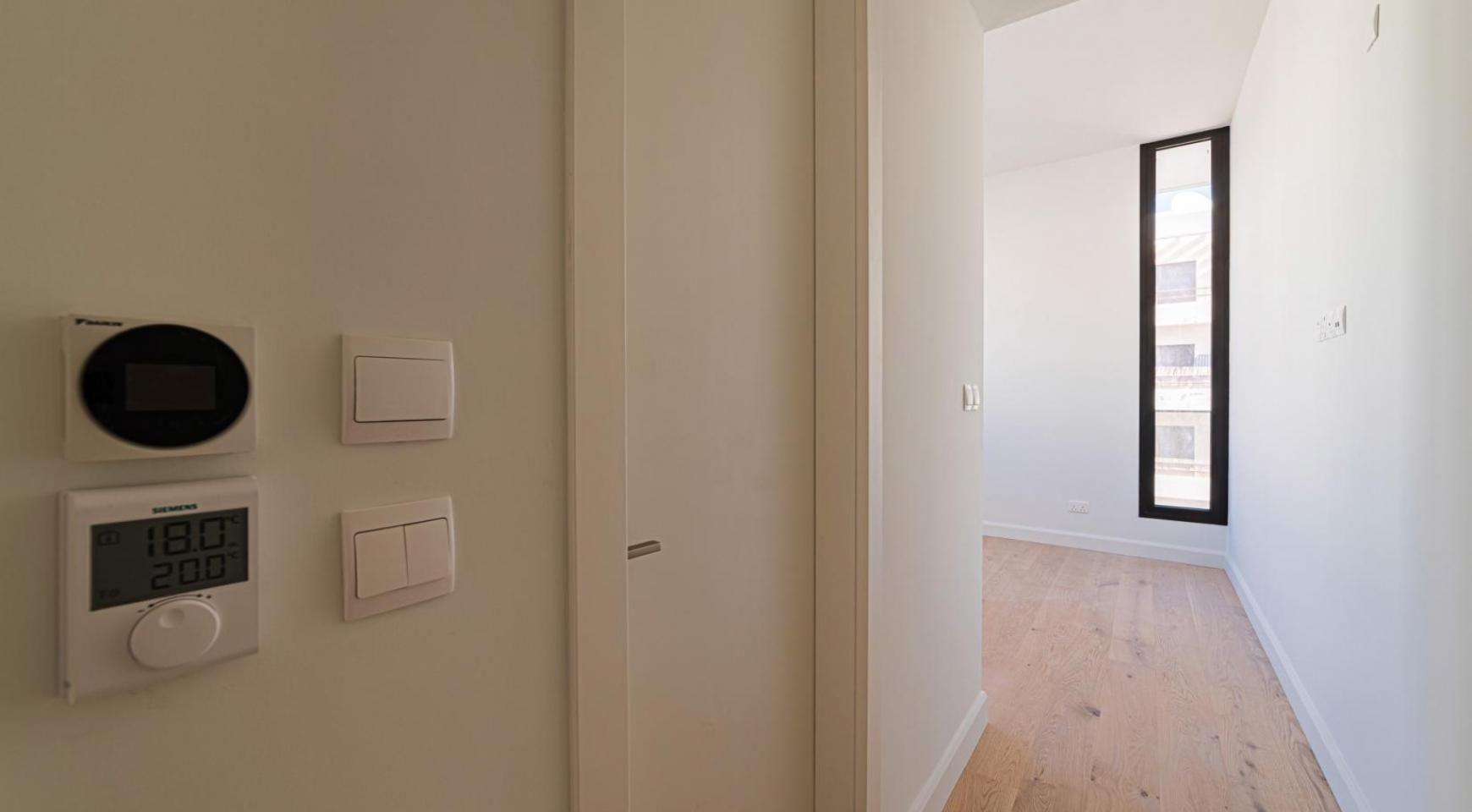 Hortensia Residence, Apt. 201. 2 Bedroom Apartment within a New Complex near the Sea  - 39