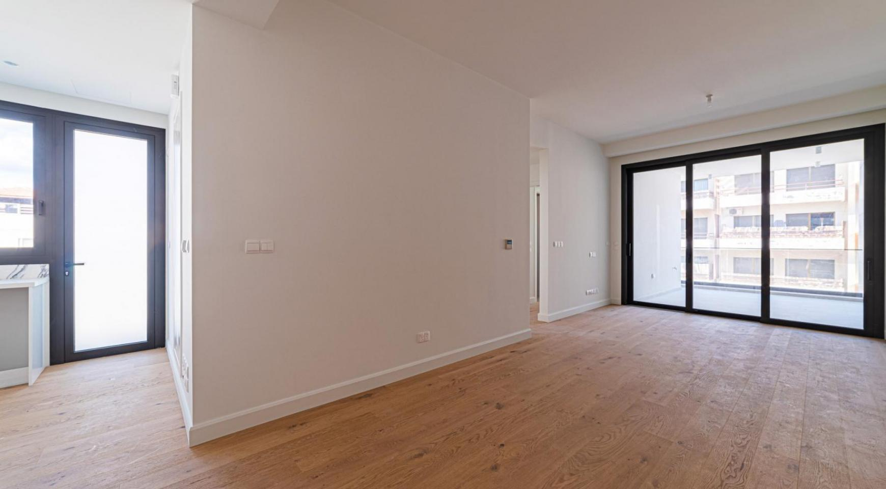 Hortensia Residence, Apt. 201. 2 Bedroom Apartment within a New Complex near the Sea  - 17