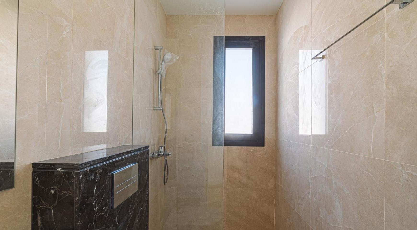 Hortensia Residence, Apt. 201. 2 Bedroom Apartment within a New Complex near the Sea  - 46