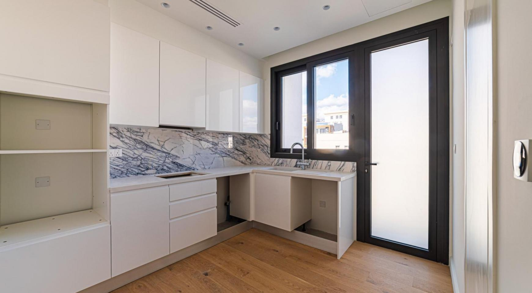 Hortensia Residence, Apt. 201. 2 Bedroom Apartment within a New Complex near the Sea  - 19