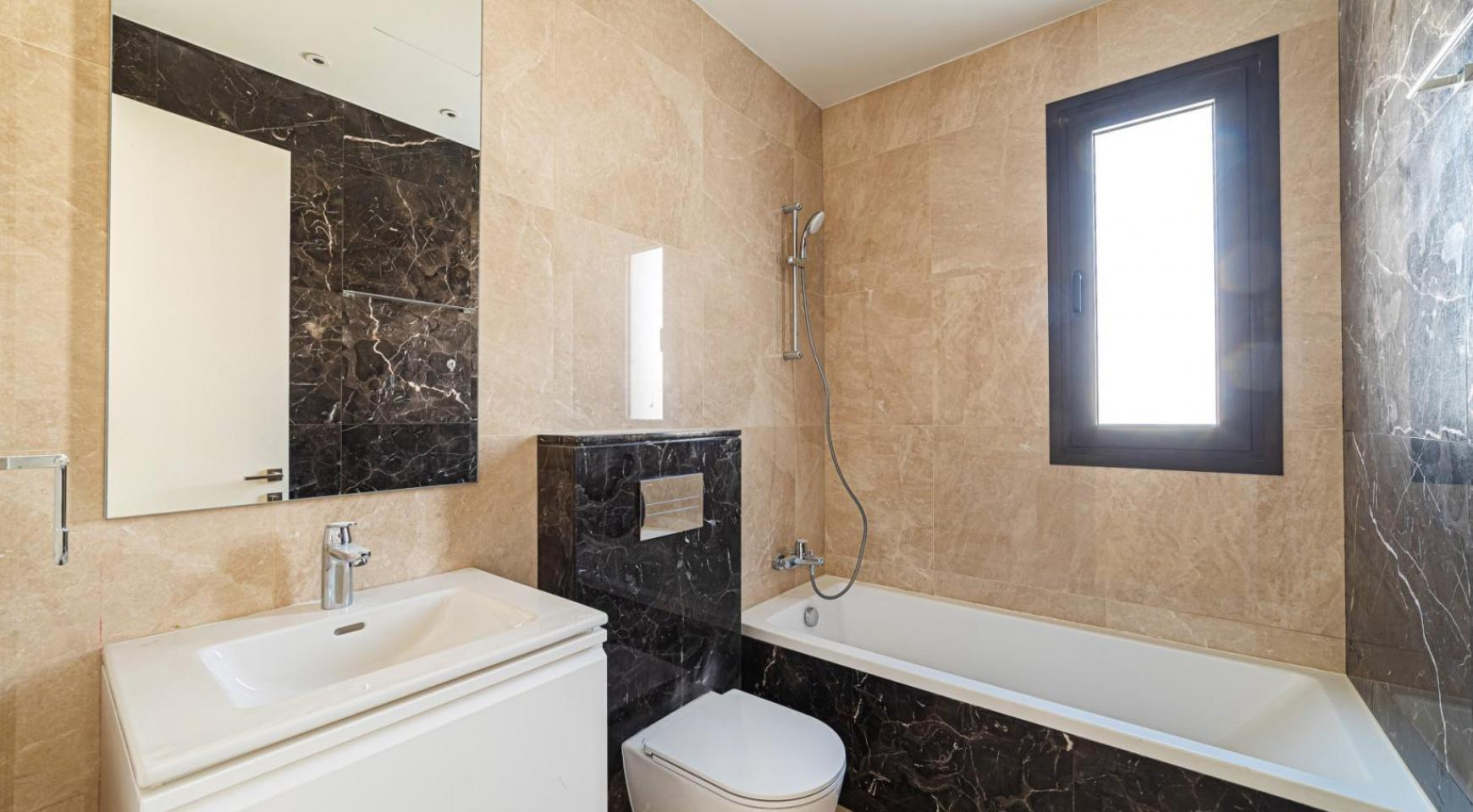 Hortensia Residence, Apt. 201. 2 Bedroom Apartment within a New Complex near the Sea  - 38