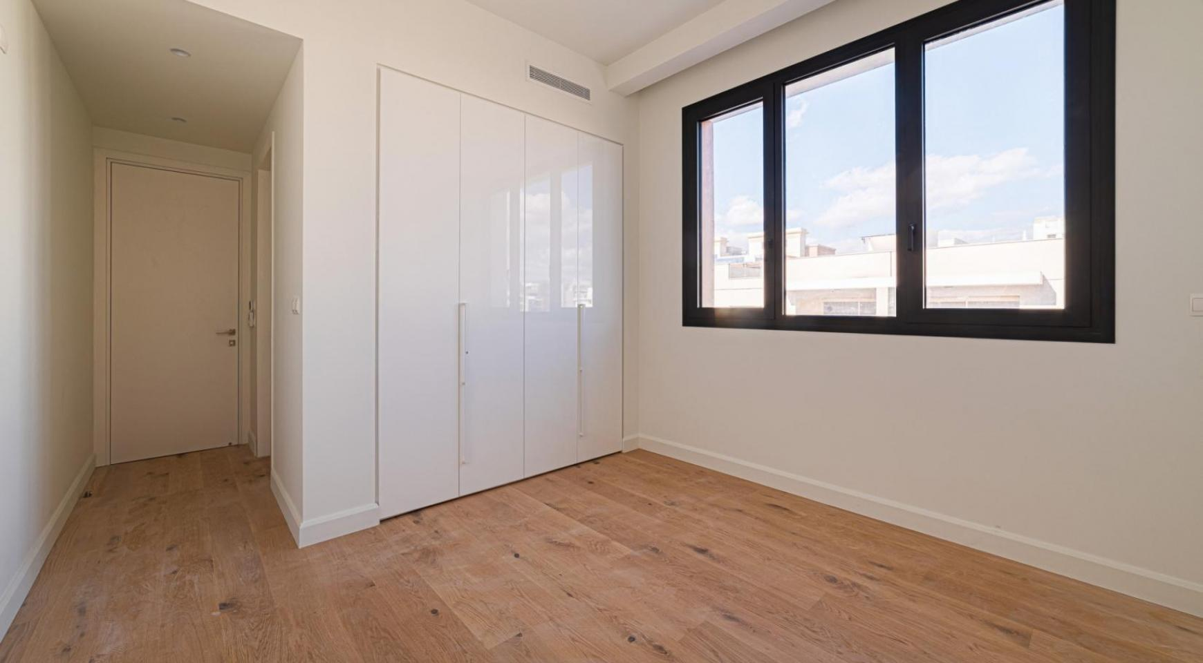 Hortensia Residence, Apt. 201. 2 Bedroom Apartment within a New Complex near the Sea  - 43