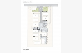 Hortensia Residence, Apt. 201. 2 Bedroom Apartment within a New Complex near the Sea  - 132