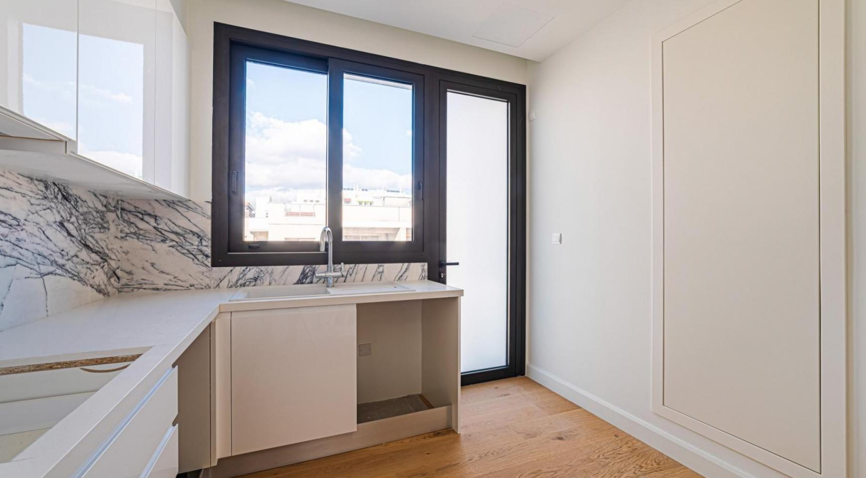 Hortensia Residence, Apt. 302. 2 Bedroom Apartment within a New Complex near the Sea  - 24