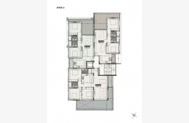 Hortensia Residence, Apt. 302. 2 Bedroom Apartment within a New Complex near the Sea  - 130