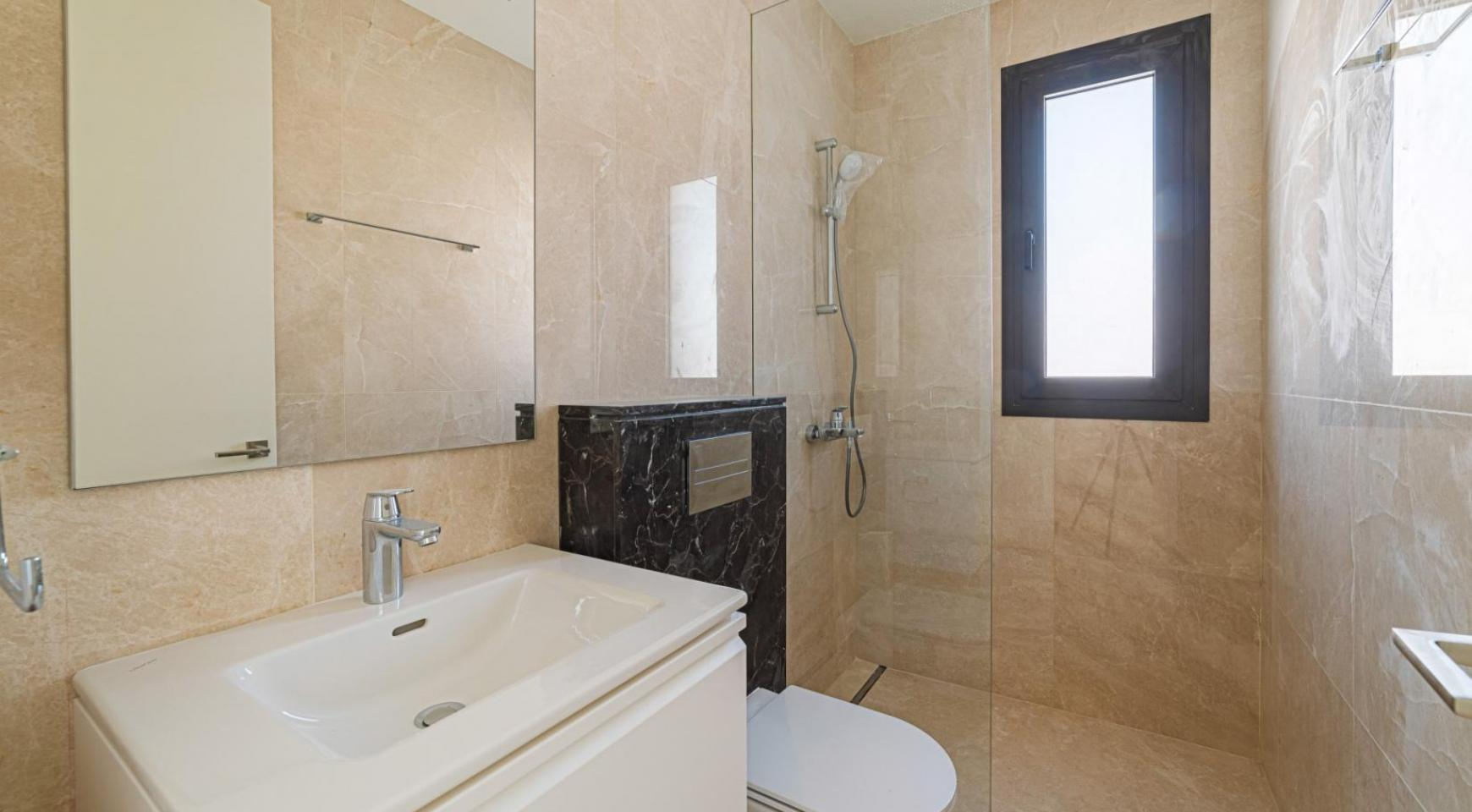 Hortensia Residence, Apt. 301. 2 Bedroom Apartment within a New Complex near the Sea  - 45