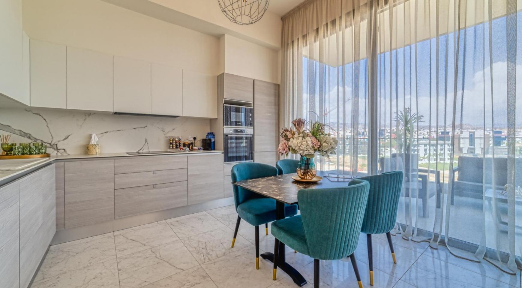 Urban City Residences, Apt. С 101. 3 Bedroom Apartment within a New Complex in the City Centre - 21