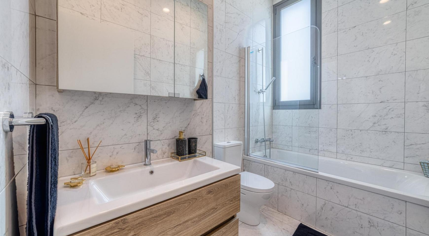 Urban City Residences, Apt. С 101. 3 Bedroom Apartment within a New Complex in the City Centre - 38