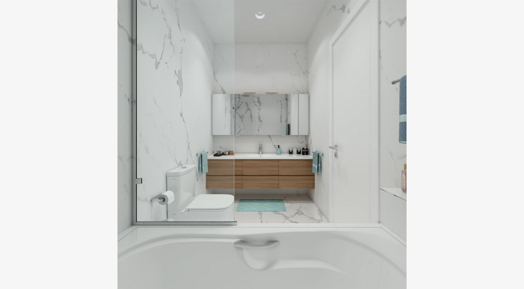 Urban City Residences, Apt. С 501. 3 Bedroom Apartment within a New Complex in the City Centre - 31