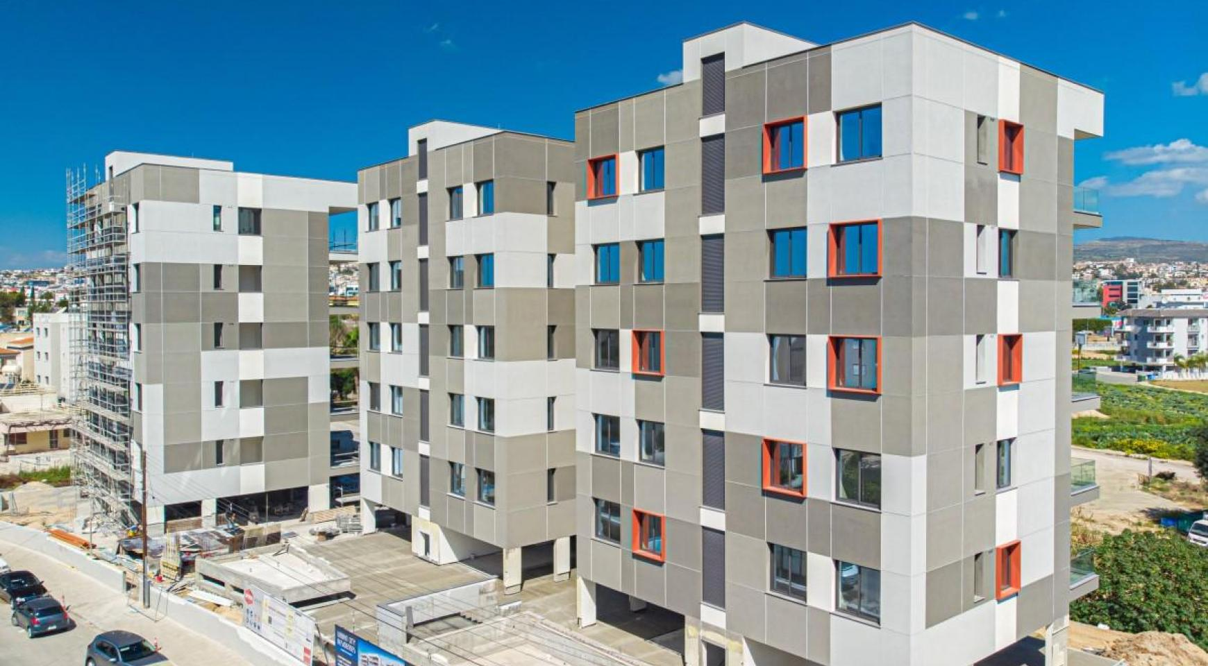 Urban City Residences, Apt. С 501. 3 Bedroom Apartment within a New Complex in the City Centre - 5