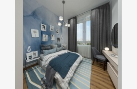 Urban City Residences, Apt. С 501. 3 Bedroom Apartment within a New Complex in the City Centre - 65