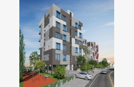 Urban City Residences, Apt. С 501. 3 Bedroom Apartment within a New Complex in the City Centre - 75