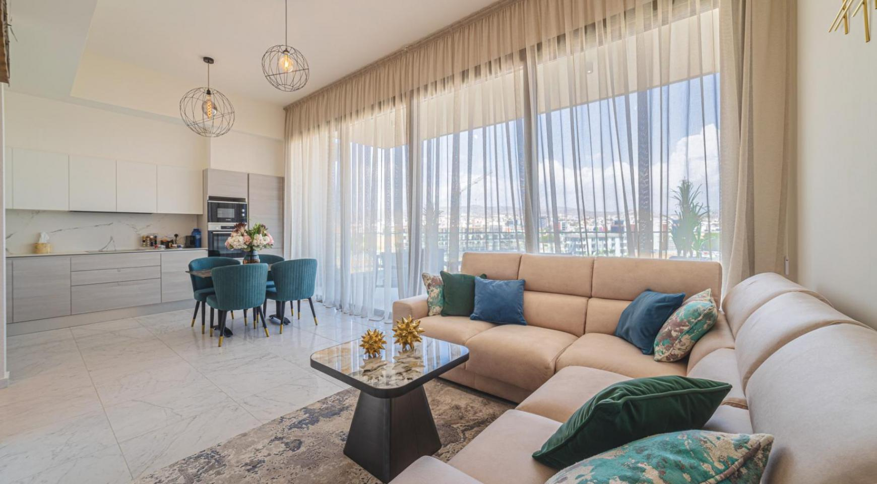Urban City Residences, Apt. С 502. 2 Bedroom Apartment within a New Complex in the City Centre - 26