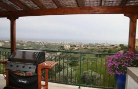 Spacious 4 Bedroom Villa with Stunning Sea and Mountain Views - 15