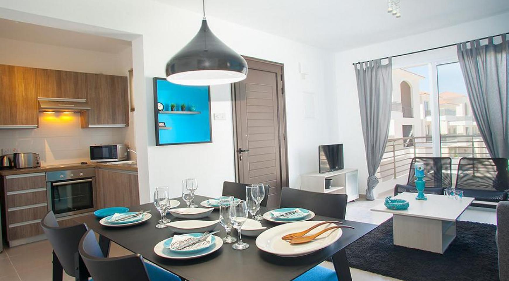 New 2 Bedroom Apartment in Kapparis - 3