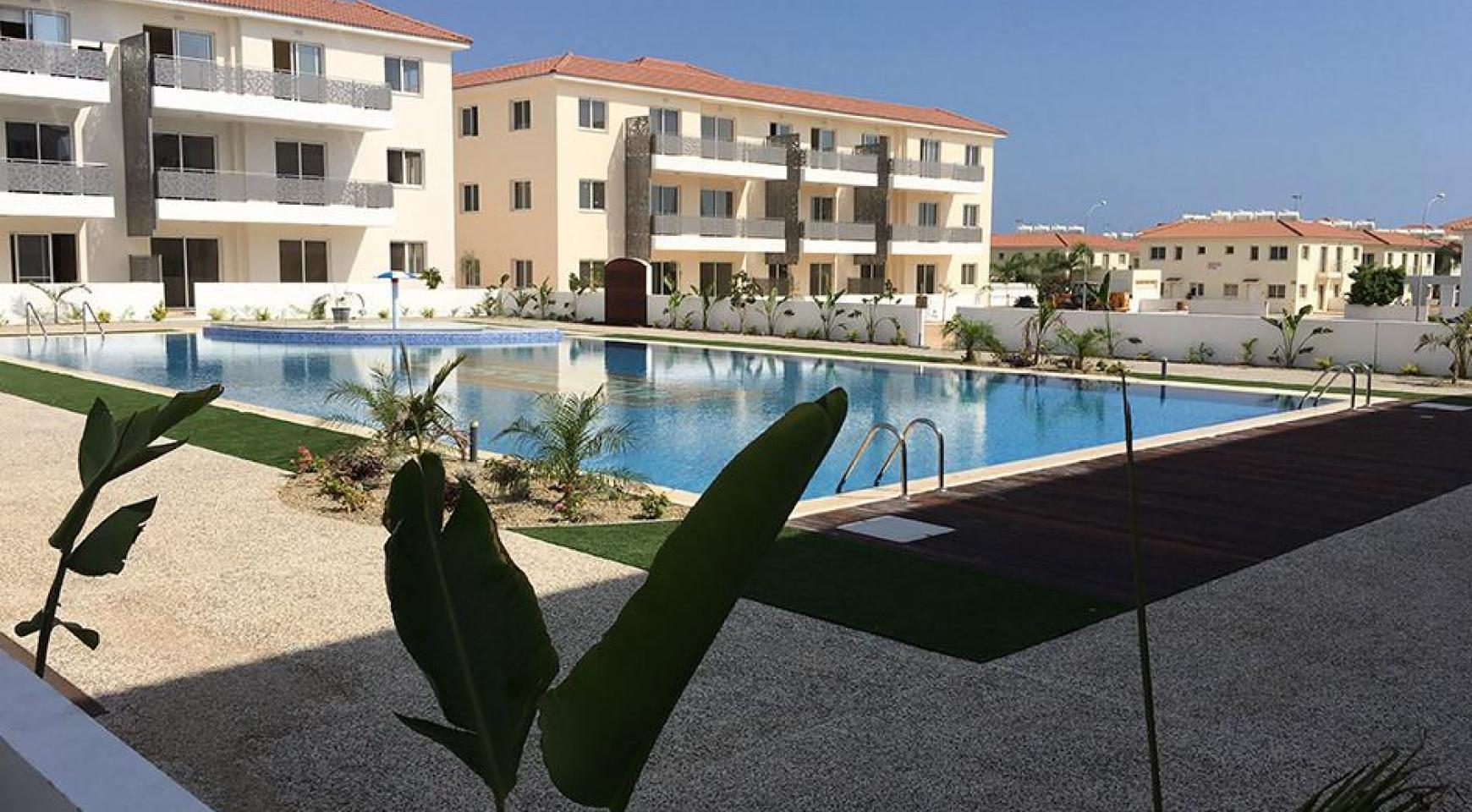 New 2 Bedroom Apartment in Kapparis - 11